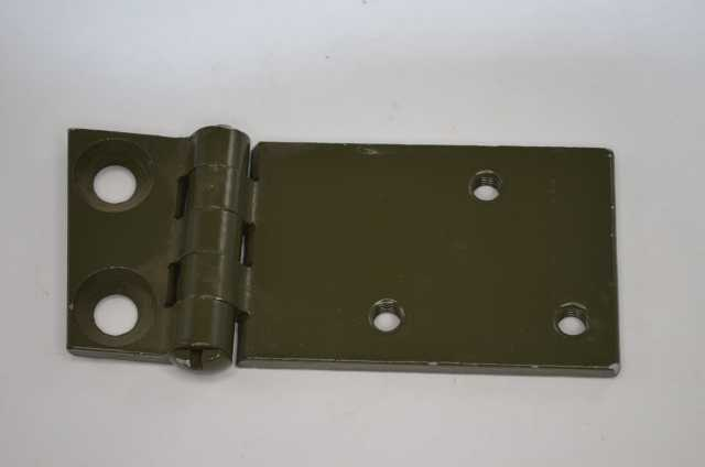 Door Hinge Front Lower RH