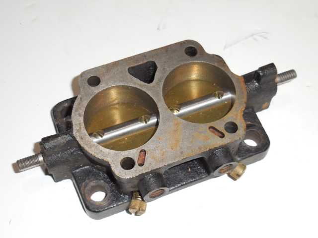 THROTTLE BODY CARBURETOR ZENITH NDIX 36 - PINZGAUER
