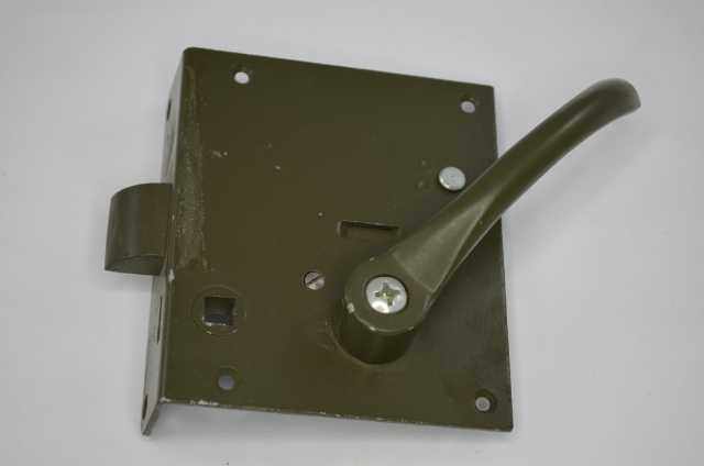 Latch W/ Handle Door rear LH