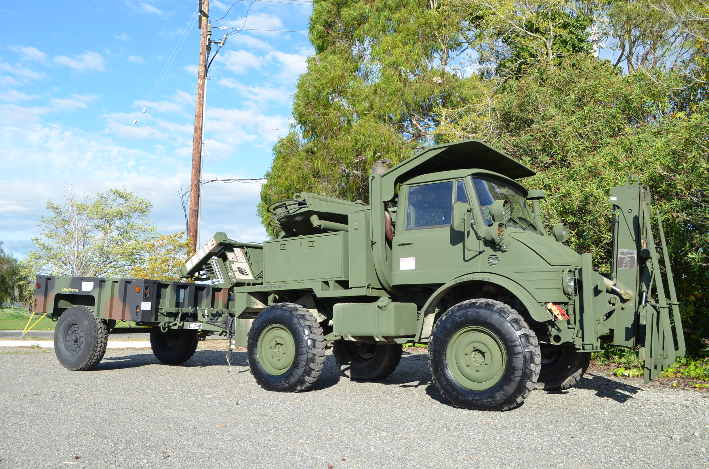 Images of Military Unimog For Sale California - #rock-cafe