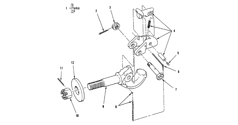Pintles and Towing Attachments – Towing Pintle Assembly