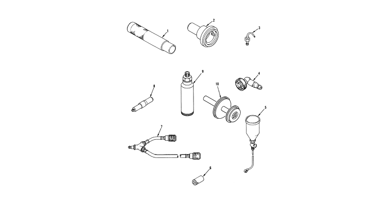 Special Tools – Direct Support Special Tools, General Mechanic's Tool Kit (Figure 3)