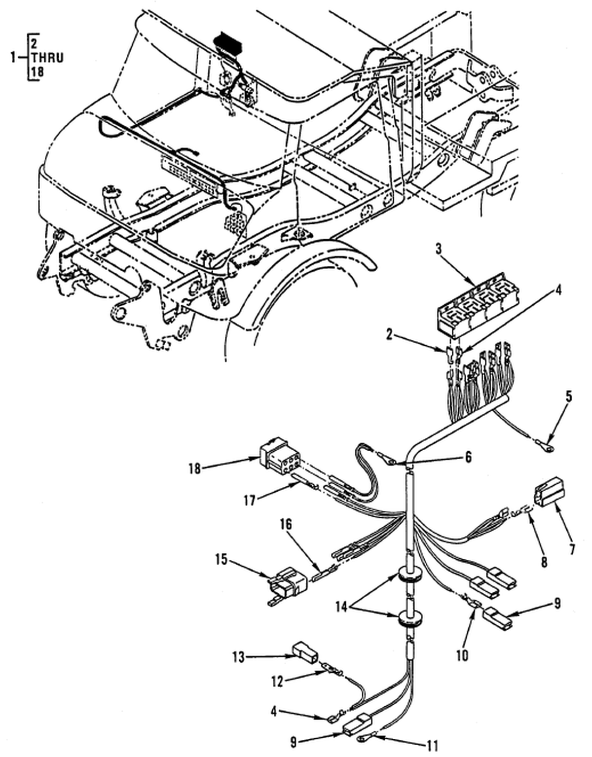 ford 5610 tractor wiring diagram