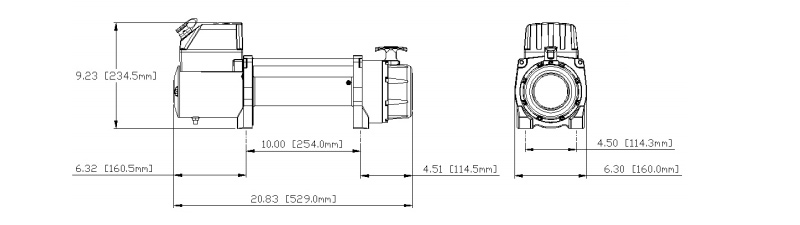 Tiger small superwinch tiger shark 9 5 sr 12v superwinch wiring diagram at aneh.co