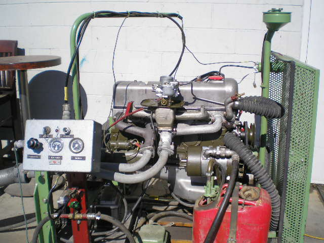 imcrengtest1 crated rebuilt m180 engine