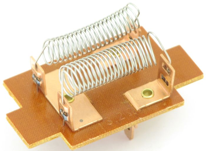 Blower Motor Resistor - 12V - 3 Speed Fan