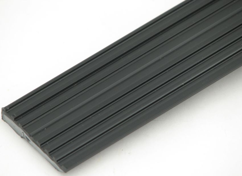 Rear Door Threshold - Anthracite Gray