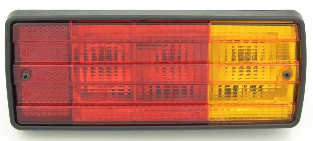 Tail Light - Amber - Right