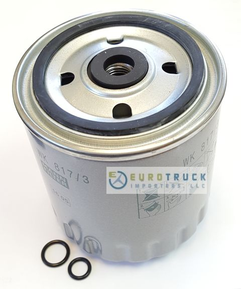 Fuel Filter - Spin On - 300GD, 250GD, 300GTD, 350GTD