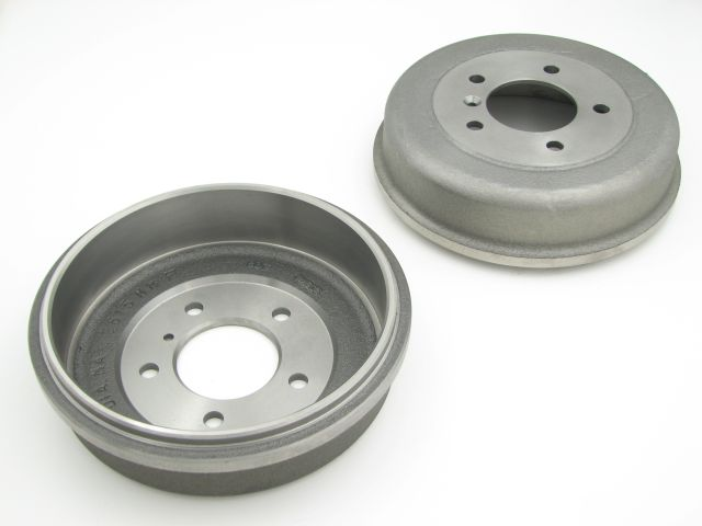 Brake Drum Pair - Aftermarket