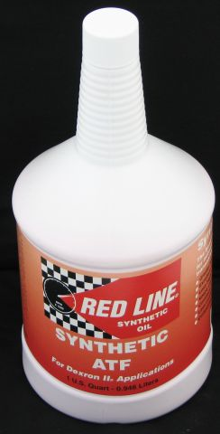 Red Line Synthetic ATF