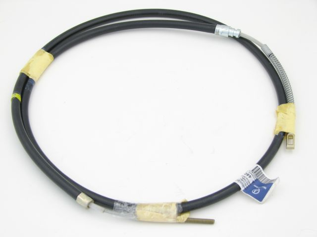 Parking Brake Cable, Left - LWB with PERROT Brakes
