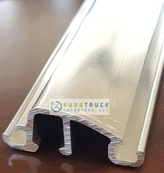 Windshield Trim Metal Section