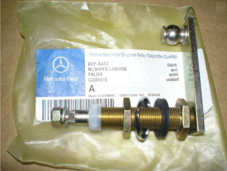 Wiper Arm Pivot Shaft