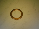 Seal Ring - Copper Crush 22x27