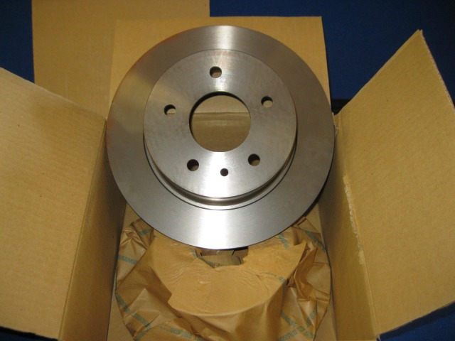 Mercedes Sedan Brake Disc Set - 200,220,240,230,280