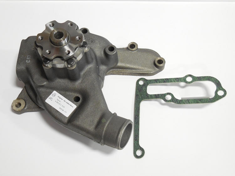 Water Pump and Gasket - OM352 - as of engine 760549