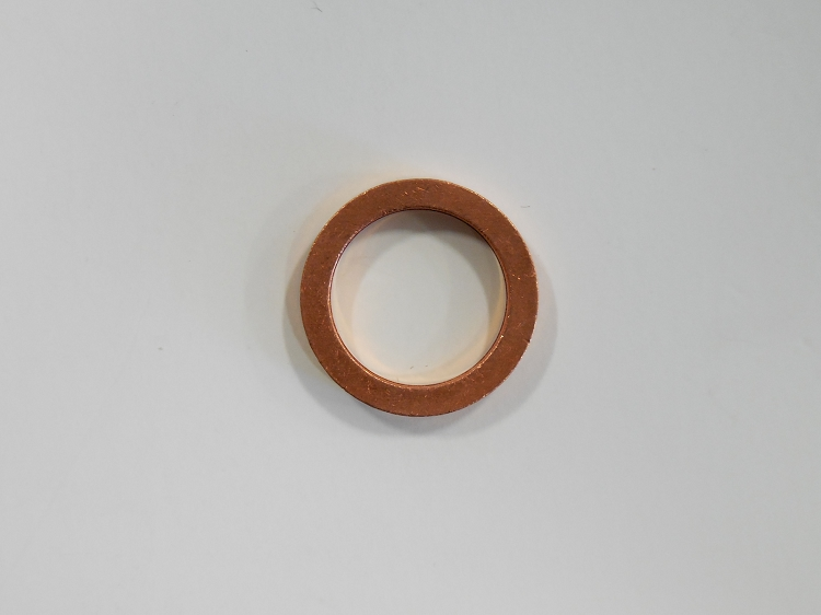 Seal Ring - Transmission Case Bottom Cover - 406