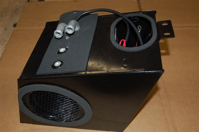 Heater Assembly Complete - 406/416/419/SEE- 24V