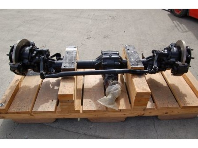 Axles and Driveshafts