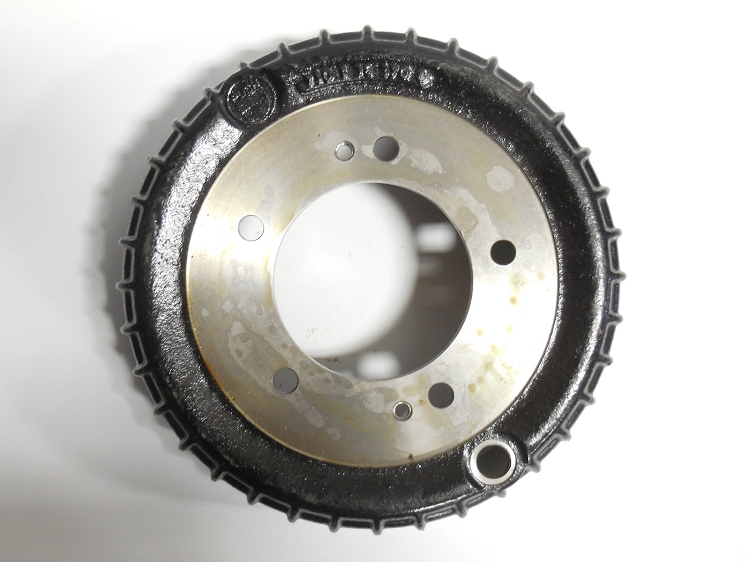 Pinzgauer Brake Drum
