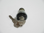 Cylinder Lock With 2 Keys