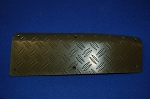 Swiss Fender Tread Plate - Right