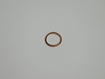 Copper Crush Washer 22 x 27