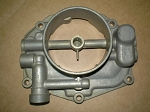 Carburetor cover - New