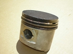 Piston With Rings 92mm Used