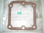 Gasket for gearbox cover