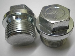 Differential/Hub fill or fluid level plug - Hex Head