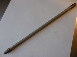 PUSHROD EXHAUST VALVE - Pinzgauer