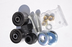 Front Radius Arm Bushing & Hardware Kit