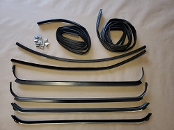 Front Window Seal Kit
