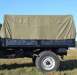 Cargo Bed Canvas - Belgium/German - 404/416
