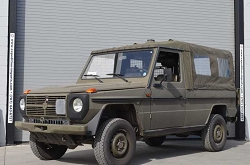 Swiss Military Puch GE230