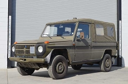 Swiss Military Puch GE230 - SOLD