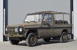 Sold - Swiss Military Puch GE230