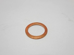 Copper Crush Washer - 10x13