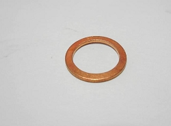 Copper Crush Washer - 10x14
