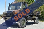 Unimog U1300L - Troop Truck - Naturally Aspirated