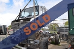 Unimog 1300 Chassis - CA legal