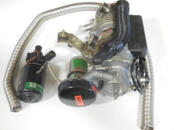 Webasto Diesel Heater with Pump - 24V