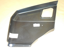 Body Panel - Left Side Cowl - Lower Turn Signal
