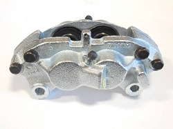 Brake Caliper - Right Front - Single Circuit Non-vented Discs