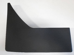 Front Fender Apron - Right - Rubber & Foam