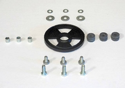 Wiper Shaft Seal Kit