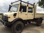 U1300L Doka - Long Wheelbase - Winch - Fast Axles