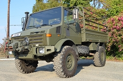 Unimog 1350 Implement Carrier
